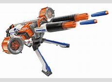 NERF NStrike Elite RhinoFire Blaster is Perfect for