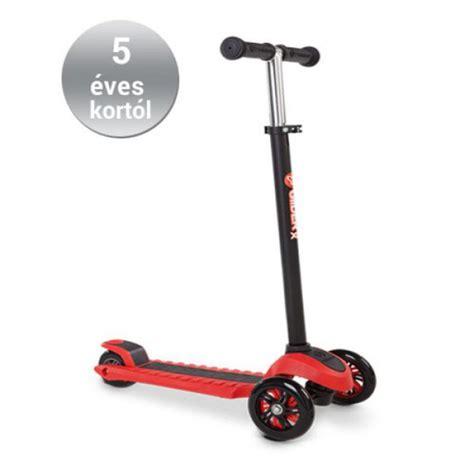 Ybike Glider Xl Roller Piros #100120  Járgány Játékok