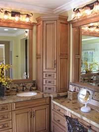 corner cabinet bathroom corner-bathroom-cabinet-Bathroom-Transitional-with ...