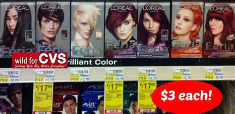 L'oréal Féria Hair Color Just  Each (reg. .50