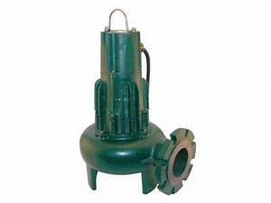 Zoeller 3 Hp 4 U0026quot  Manual Submersible Sewage Pump 460v  G405