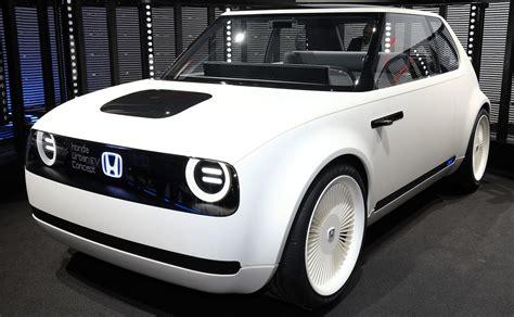 Honda Urban Ev Concept 電動車 本田宣佈 2019 年正式量產  香港 Unwirehk