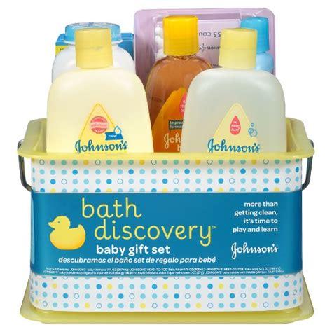 johnson s baby bathtime gift set target
