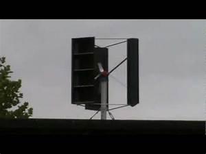 Windgenerator Selber Bauen : eigenbau windrad mit generator homemade vertical axis wind turbine vawt how to make do ~ Orissabook.com Haus und Dekorationen