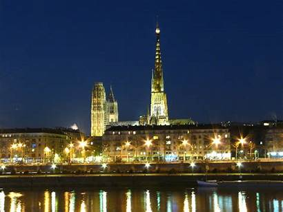 Rouen Cathedral Normandie France Wikipedia Commons Wikimedia