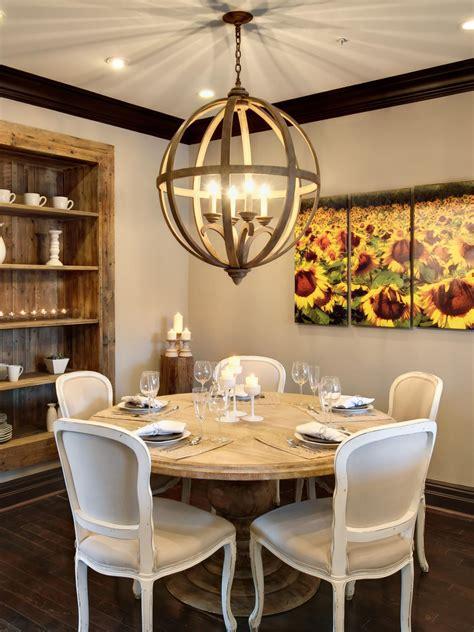 dining room light fixtures   hgtvs decorating