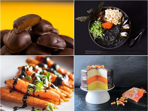 halloween treats spooky scary savory  sweet  eats