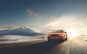 Bentley, Flying, Spur, W12, S, 2017, Wallpaper