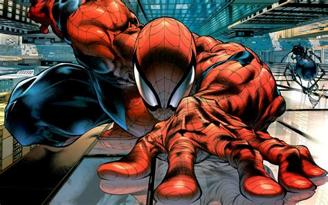 You can download them free of charge to a pc or a mobile phone very quickly and easily through wap.mob.org. Free download Comics Spider man Wallpaper 1920x1080 Comics Spiderman Marvel 1920x1080 for your ...