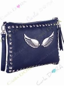 Pochette Femme Bleu Marine : sac a main pochette femme ~ Teatrodelosmanantiales.com Idées de Décoration