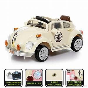 Voiture Enfant Vintage : voiture electrique enfant avec t l commande parentale ~ Teatrodelosmanantiales.com Idées de Décoration