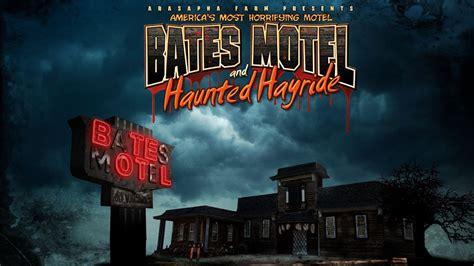 bates motel  haunted hayride trailer youtube