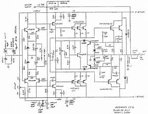 beyond the ariel page 872 diyaudio With crown ce2000 amplifier circuit diagram