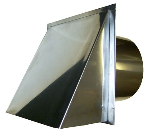 8 inch ventilation fan range exhaust wall vents and roof vents from luxury metals