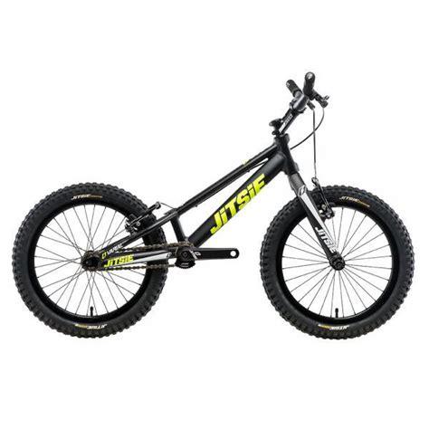 trial bike kinder trial bike 18 quot jitsie varial 740mm v brake