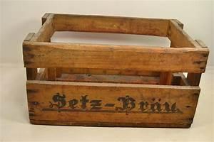 Caisse En Bois à Donner : caisse en bois pour bi res poque ww1 ou ww2 setz brau ~ Louise-bijoux.com Idées de Décoration