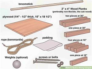 How to Build a Strong Catapult (with Pictures) - wikiHow