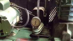 Vintage Speedaire Model 3z406 Air Compressor Replaces
