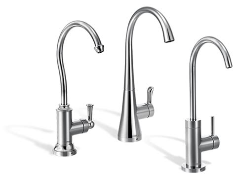 kitchen faucet with water filter kitchen water filtration cartridges moen