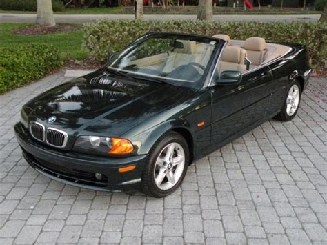2002 Bmw 325ci Convertible Ft Myers Fl For Sale In Fort