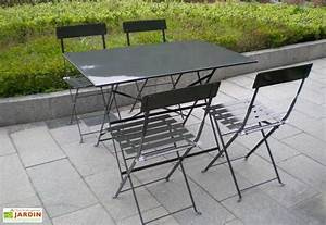 Tables De Jardin Pliantes. beautiful table de jardin pliante vima ...