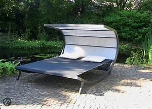 Doppel Gartenliege Mit Dach : leco ligbed ligbed ~ Bigdaddyawards.com Haus und Dekorationen