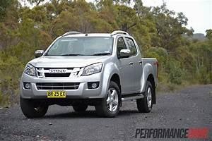 2012 Isuzu D-max Ls-terrain 4x4 Review