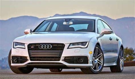 Audi Car Price List Post Gst