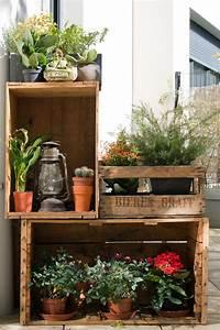 Caisse De Jardin : guide du shopping en brocante les caisses en bois ~ Teatrodelosmanantiales.com Idées de Décoration