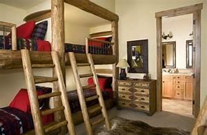 Holz Für Hochbett : hochbett im kinderzimmer 100 coole etagenbetten f r kinder ~ Michelbontemps.com Haus und Dekorationen
