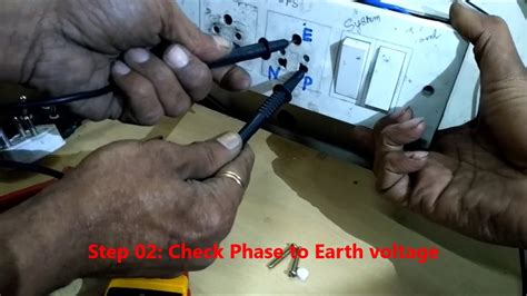 How Check Electrical Earthing Home Youtube