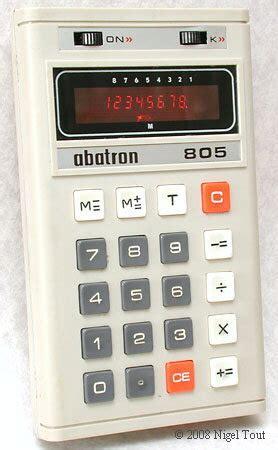 calculator list
