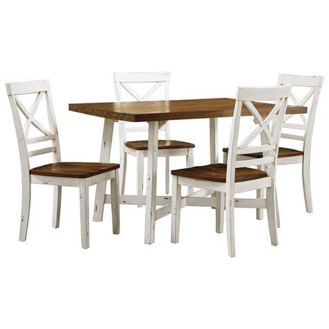 standard furniture amelia   tone table  chair