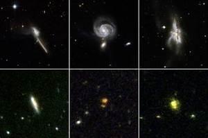 Quasars Form When Galaxies Collide