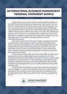 Student Resume For Summer Job Http Www Businessmanagementpersonalstatement Com