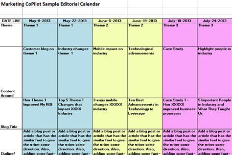 content calendar template content marketing editorial calendar template
