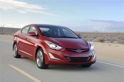 2014 - 2015 Hyundai Elantra Review - Top Speed