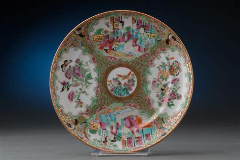 century rose medallion plate