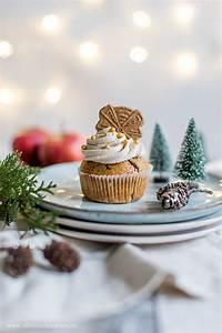 Cupcakes Mit Füllung : spekulatius cupcakes mit apfel zimt f llung in 2019 ~ Watch28wear.com Haus und Dekorationen