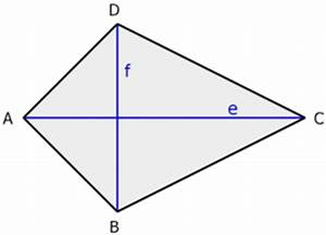 Diagonal Berechnen : drachenviereck geometrie rechner ~ Themetempest.com Abrechnung
