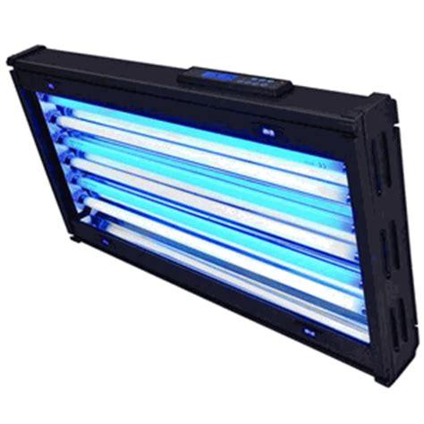 fish tank aquarium light 24 quot 6x24w t5 ho actinic fixture