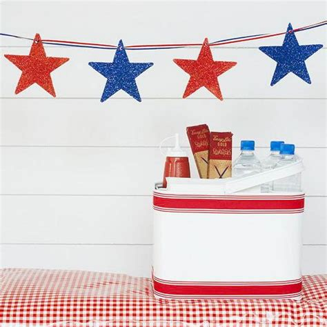 easy fourth of july decorations easy 4th of july homemade decorations ideas family holiday net guide to family holidays on the