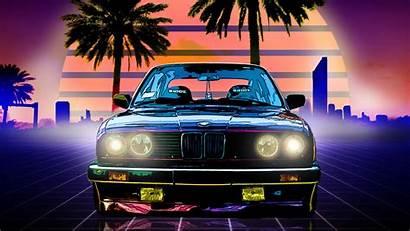 4k Bmw E30 Digital Wallpapers Cars Artist
