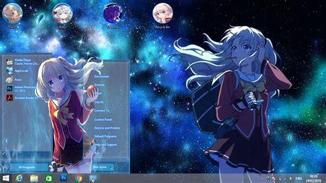 Minasan Anime Wallpaper - theme anime windows 8 10