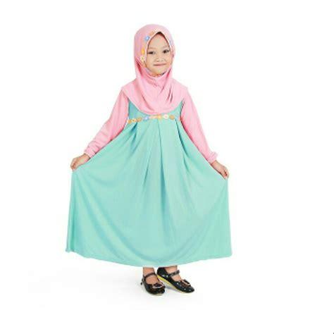 jual gamis anak perempuan baju muslim  lapak jiza store lamstone