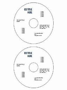 22 best and useful cd dvd label templates in ms word With blank dvd labels