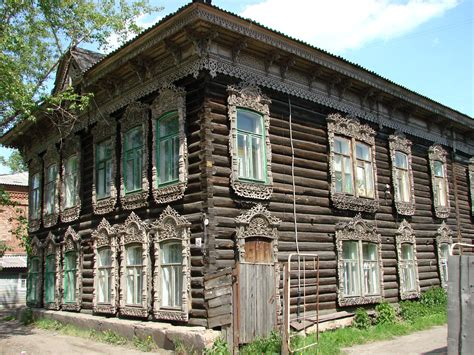 You Can Spot A Russian Victorian Era House A 1,000 Miles