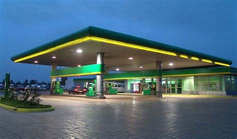 gas station canopy lighting levels lighting ideas