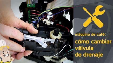 Miele Koffiemachine Repareren by C 243 Mo Cambiar La V 225 Lvula De Drenaje De Tu M 225 Quina De Caf 233