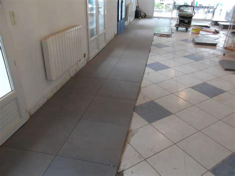 carrelage cuisine brico depot pose de carrelage de sol joints deux sur ancien